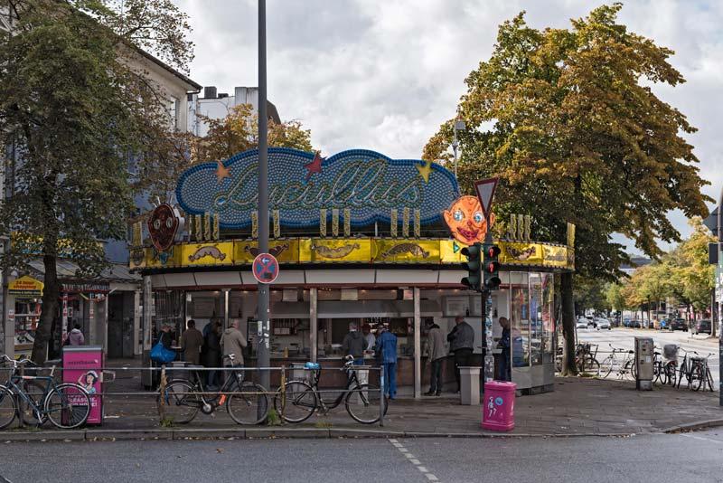 St. Pauli er en kulturel perle i Hamborg