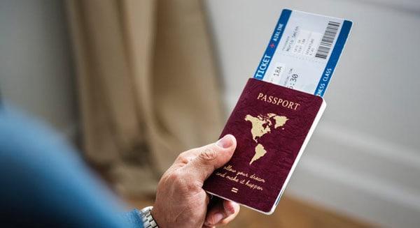 Det er ikke forbudt at rejse, selvom du er på dagpenge
