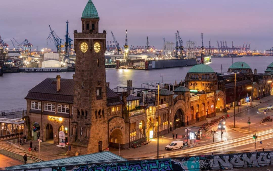 Få en vellykket tur til Hamborg